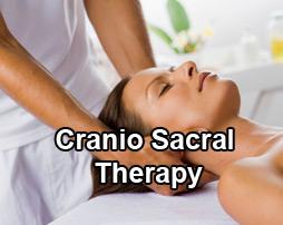 Therapies CranioSacral