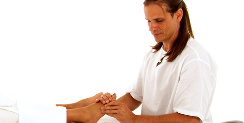 reflexology massages